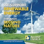 Second Nature Renewable Energy program by Alliant Energy in Wisconsin